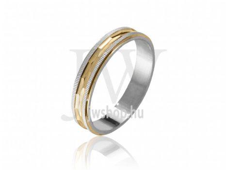 Ezüst Karikagyűrű P2