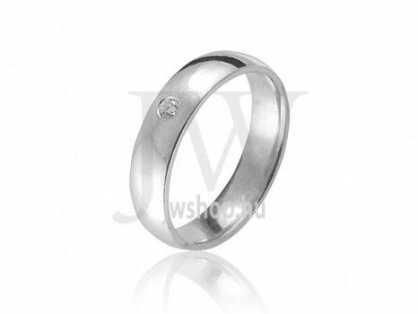 Ezüst Karikagyűrű P6