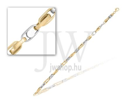 Arany karkötő - 118