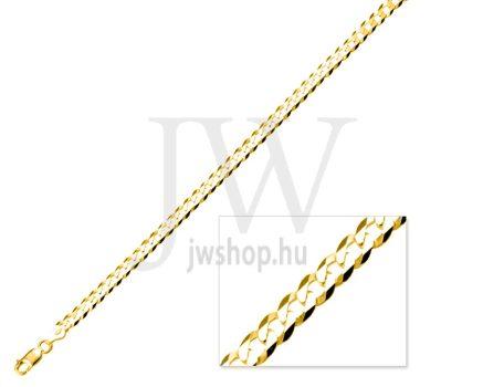 Sárga arany gyermek nyaklánc - 6