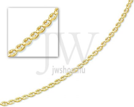 Arany nyaklánc - 41 L011