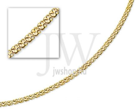 Arany nyaklánc - 46 L 019