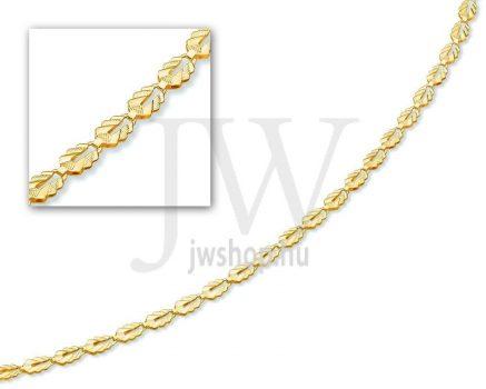 Arany nyaklánc - 48 L 021