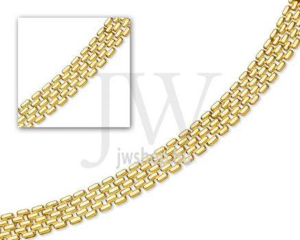 Arany nyaklánc - 75 L 092