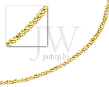 Arany nyaklánc - 90 L 112