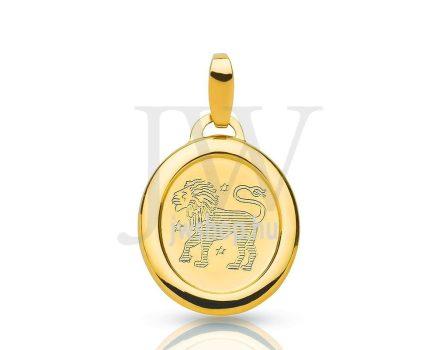 Arany horoszkóp medál - 149