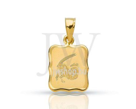 Arany horoszkóp medál - 161