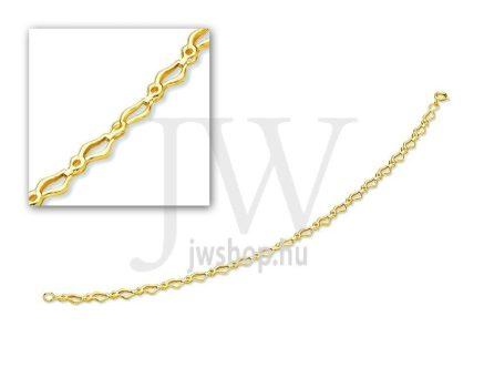 Arany karkötő - 13 L 005