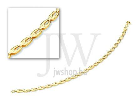 Arany karkötő - 17 L 012
