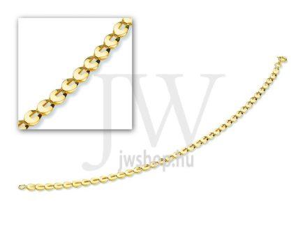 Arany karkötő - 18 L 013