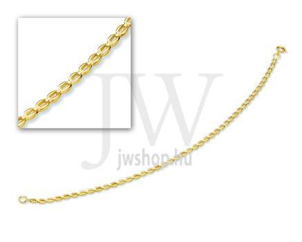 Arany karkötő - 19 L 015