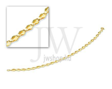 Arany karkötő - 20 L 016