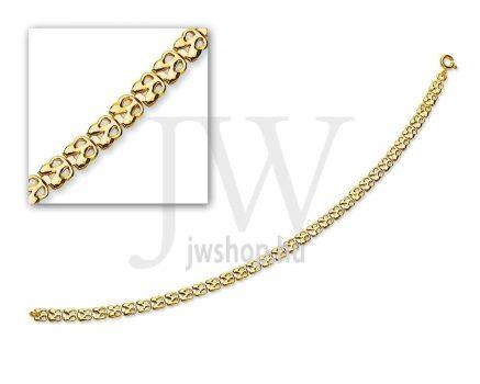Arany karkötő - 21 L 019