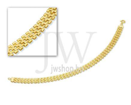 Arany karkötő - 24 L 030