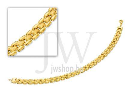 Arany karkötő - 25 L 035