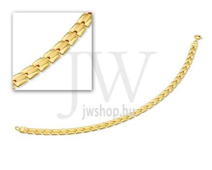 Arany karkötő - 27 L 039