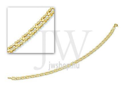 Arany karkötő - 30 L 053