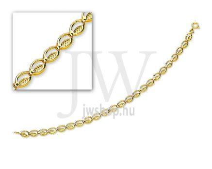 Arany karkötő - 32 L 055