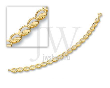 Arany karkötő - 33 L 056