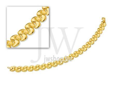 Arany karkötő - 36 L 067
