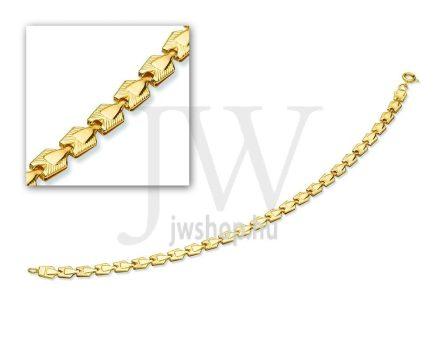 Arany karkötő - 38 L 072