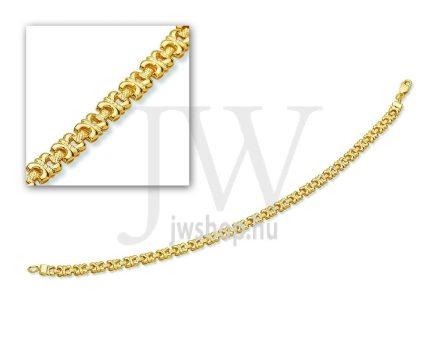 Arany karkötő - 39 L 073