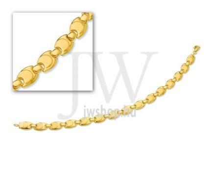 Arany karkötő - 40 L 075