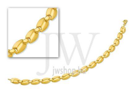 Arany karkötő - 41 L 076