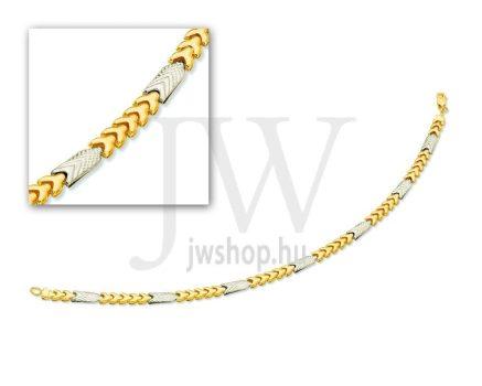 Arany karkötő - 44 L 082