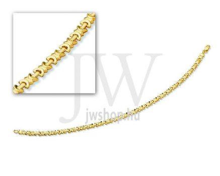 Arany karkötő - 47 L 086