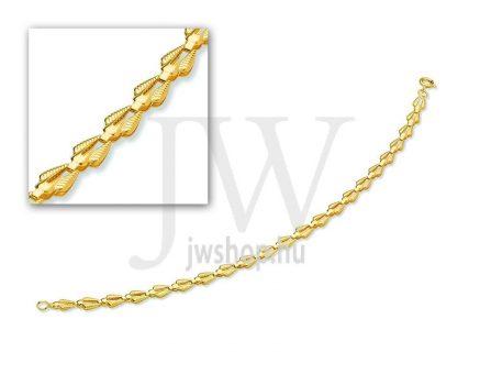 Arany karkötő - 48 L 088