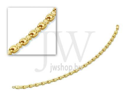 Arany karkötő - 56 L 099