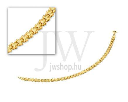 Arany karkötő - 57 L 100