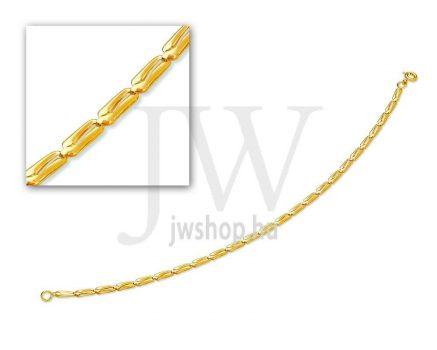 Arany karkötő - 61 L 107