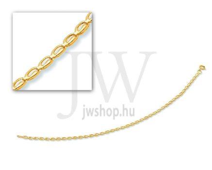 Arany karkötő - 62 L 109
