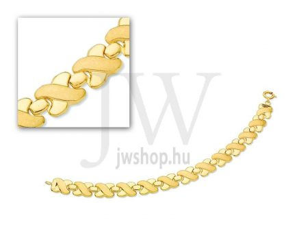 Arany karkötő - 64 L 111