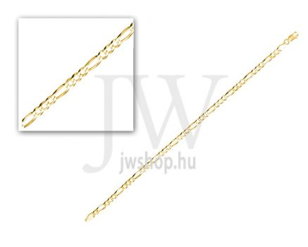 Arany karkötő - 127