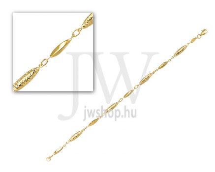 Arany karkötő - 137