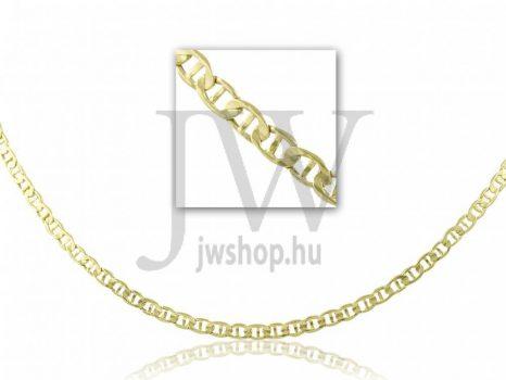 Arany nyaklánc - LG19