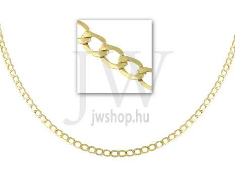 Arany nyaklánc - LG43