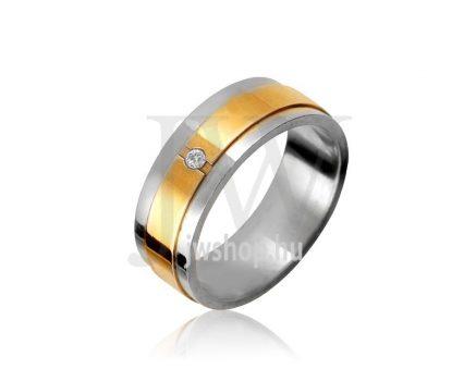 Arany karikagyűrű P1010K