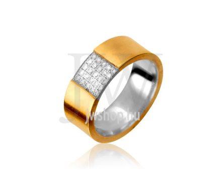 Arany karikagyűrű P1019K