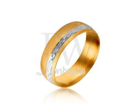 Arany karikagyűrű P1020