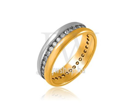 Arany karikagyűrű P1124K