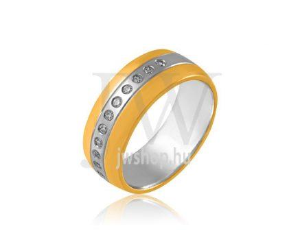 Arany karikagyűrű P1138K
