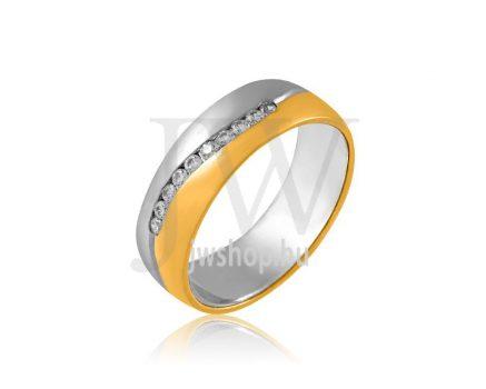 Arany karikagyűrű P1159K