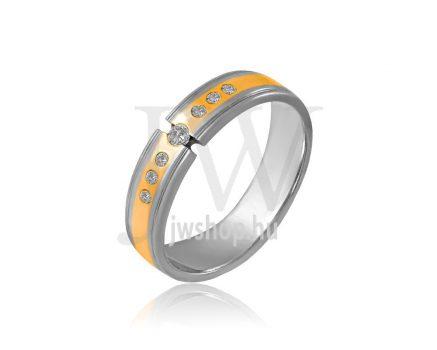 Arany karikagyűrű P1169K