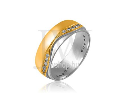 Arany karikagyűrű P1170K