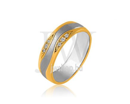 Arany karikagyűrű P1171K