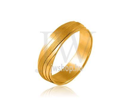 Arany karikagyűrű P1177S